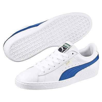 Puma – Basket Classic Lfs Mens Shoes Puma White Turkish Sea