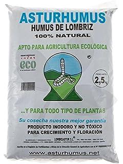 Humus de Lombriz Asturhumus 100% Ecológico - 2,5 kg