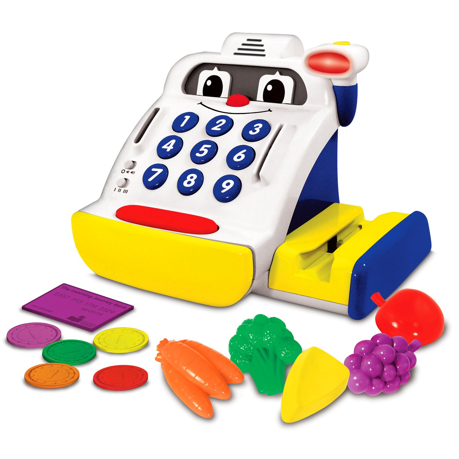 Amazon The Learning Journey Shop and Learn Cash Register
