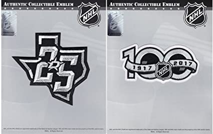 Image Unavailable. Image not available for. Color  Dallas Stars 25th   NHL  100th Centennial Season Anniversary Embroidered Jersey Patch 1a05cb9d4