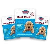 SmartPetLove 3-Pack of Heat Packs for Pets