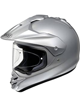 Shoei Casco Moto Hornet Light Plata (L, Plata)