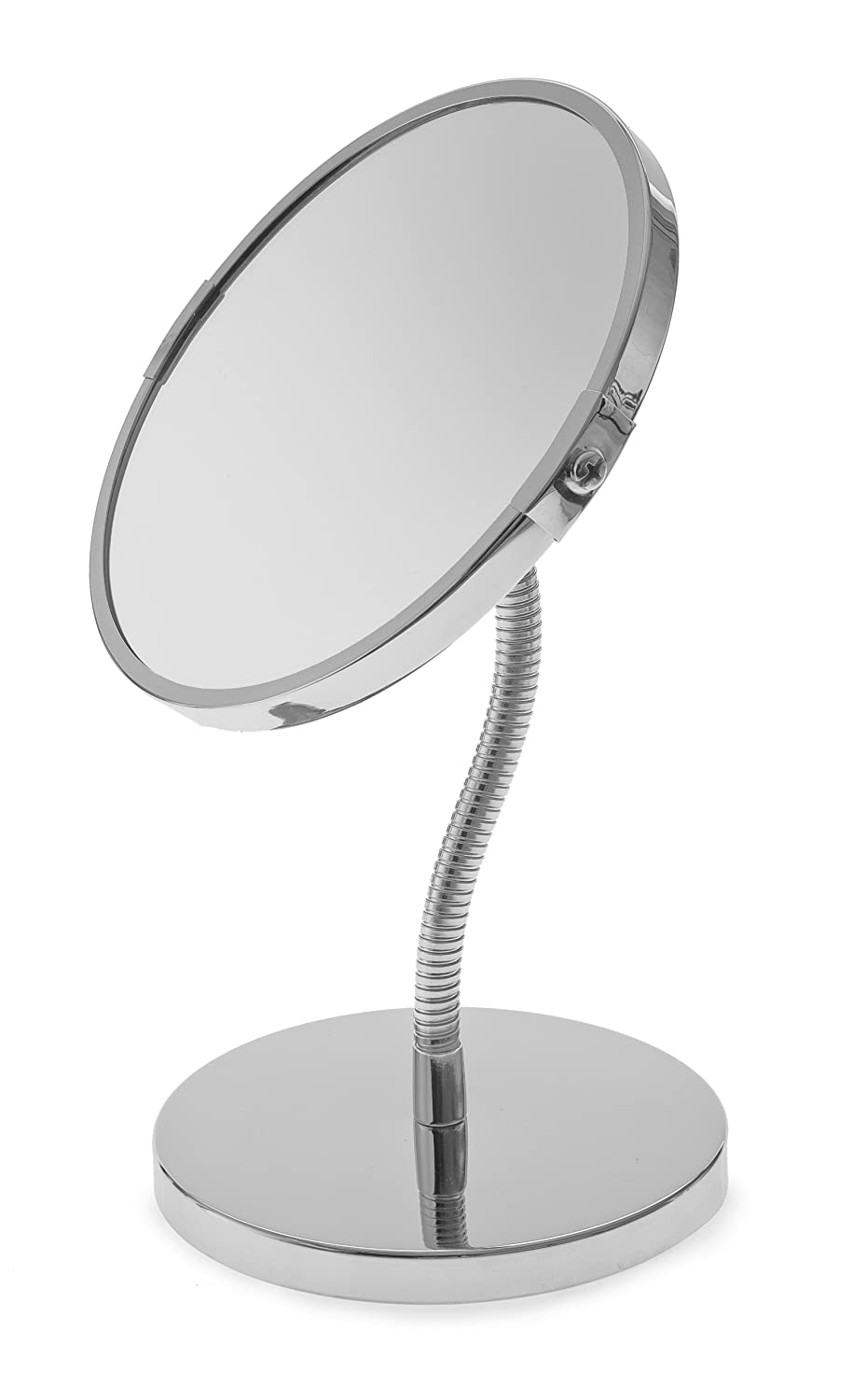 Blue Canyon Free Standing Flexible Make-Up/Shaving Mirror BA-113