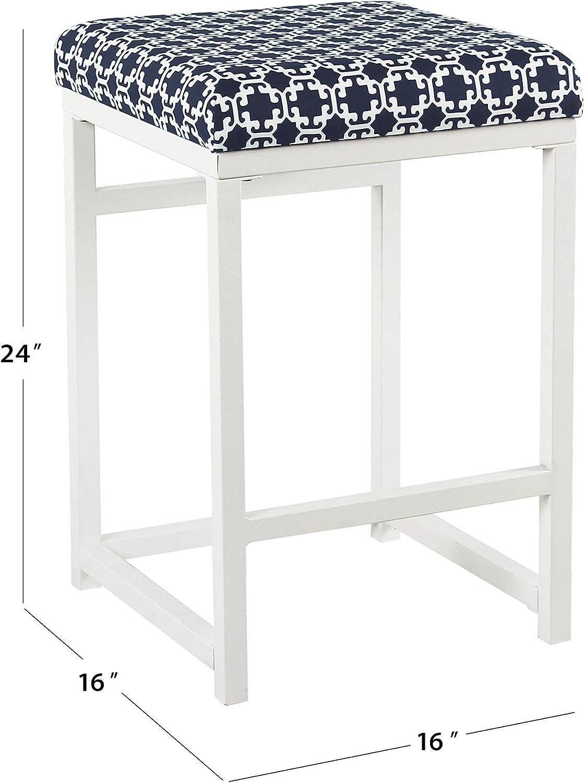 9/x 29/x 2/cm Blanco//Negro HOME par Cubiertos melamina