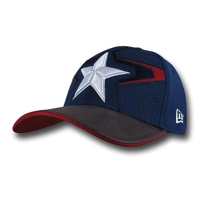 37c361b81bc Marvel Avengers AoU Captain America Armor 39Thirty Cap- Large XLarge ...