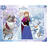 Ravensburger 06141 - Anna und Elsa, Kinderpuzzle