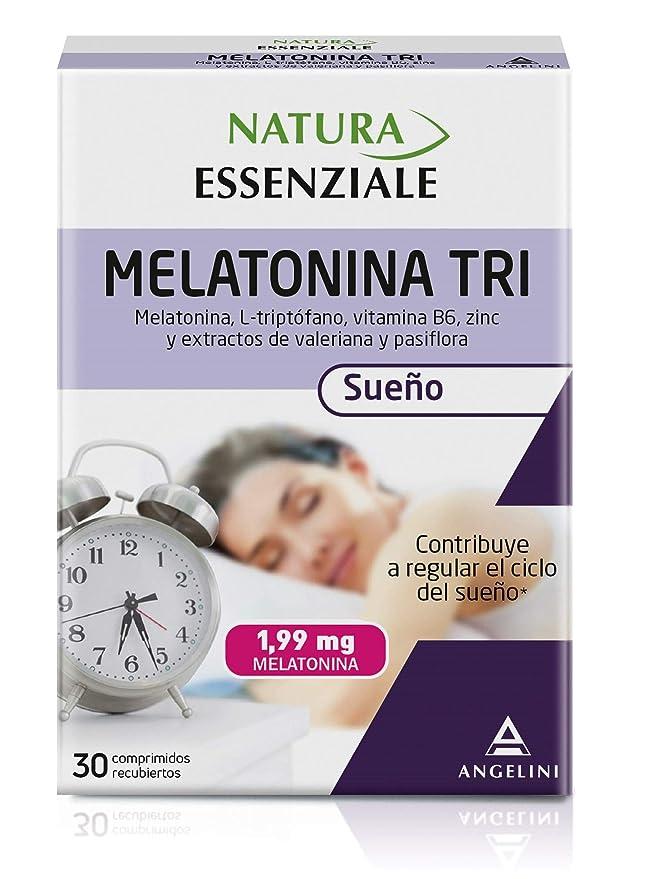 MELATONINA TRI ANGELINI 30 COMPRIMIDOS: Amazon.es: Salud y cuidado personal
