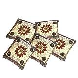 The Decor Hub Adorable Cushion Covers Set Of 5_CC_004