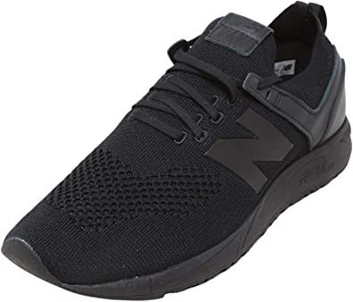 Amazon.com | New Balance Mens 247 Deconstructed Trainers Knit ...