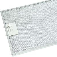 Aspiratör Tel filtre - 25.0 x 30.0 cm (Çift Tırnaklı)