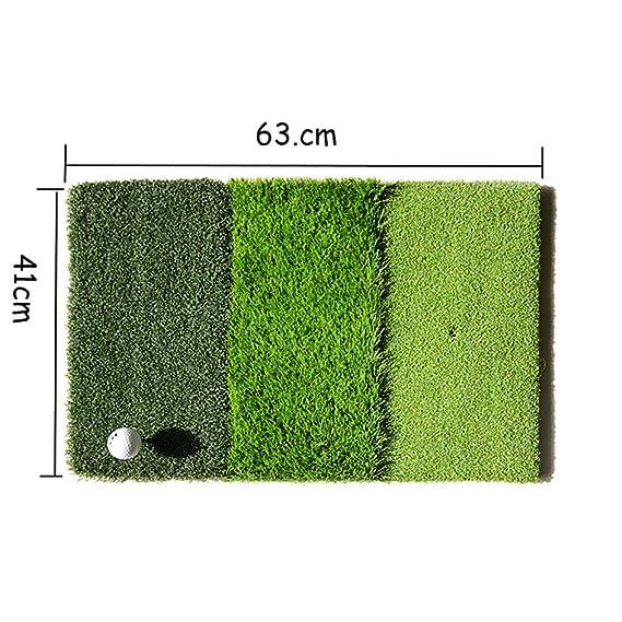 Amazon.com: YXDDG - Alfombrilla de golf para golf, para uso ...