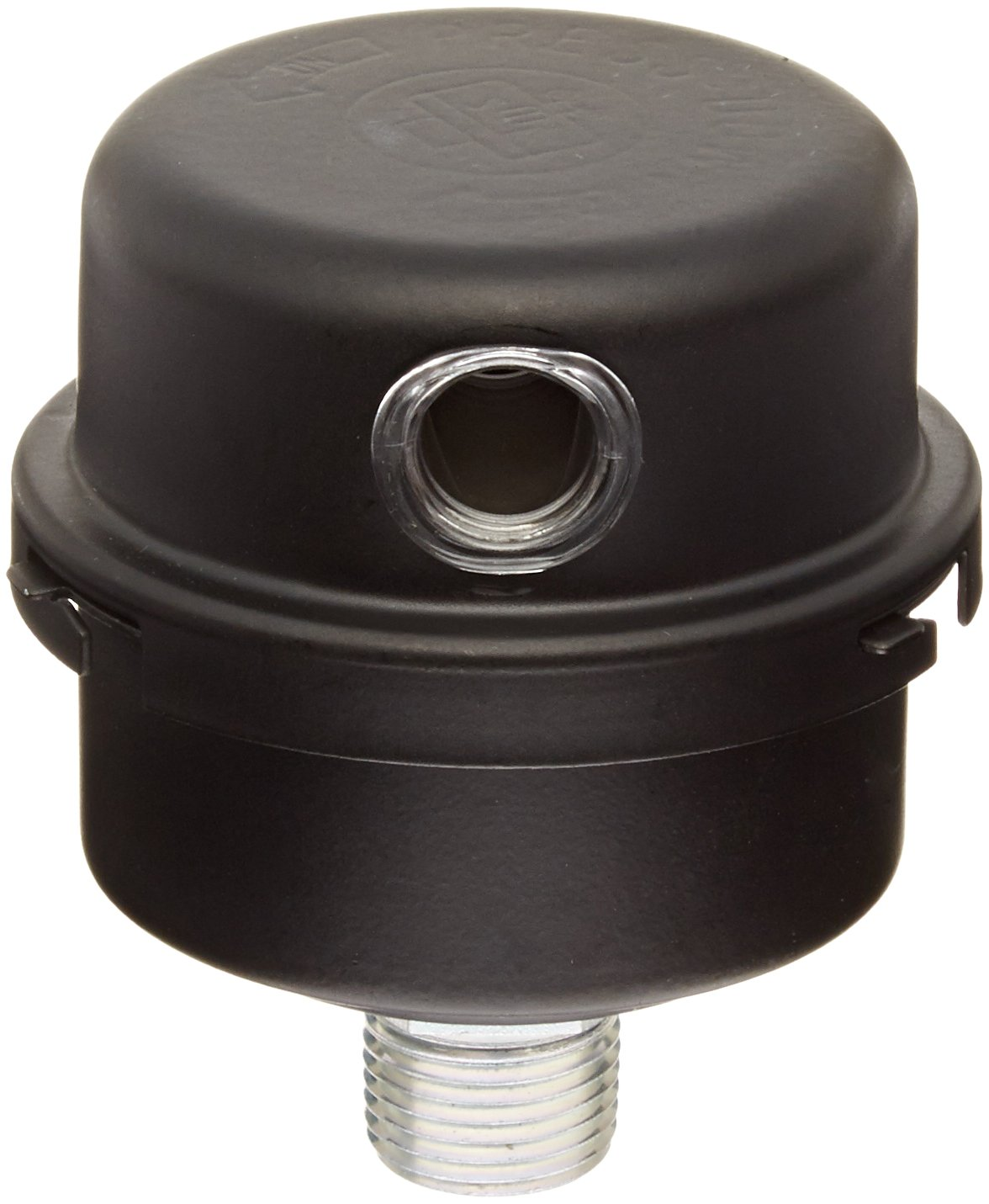 """5/"""" Compressor Air Intake Filter made of Metal-with 3//4/""""   threads US stock"""