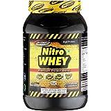 Olympia Nitro Whey Protein Chocolate Flavour 1Kg For Unisex