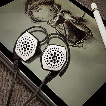 iSINE LX - Auriculares in-ear magnéticos semiabiertos: Amazon.es: Electrónica