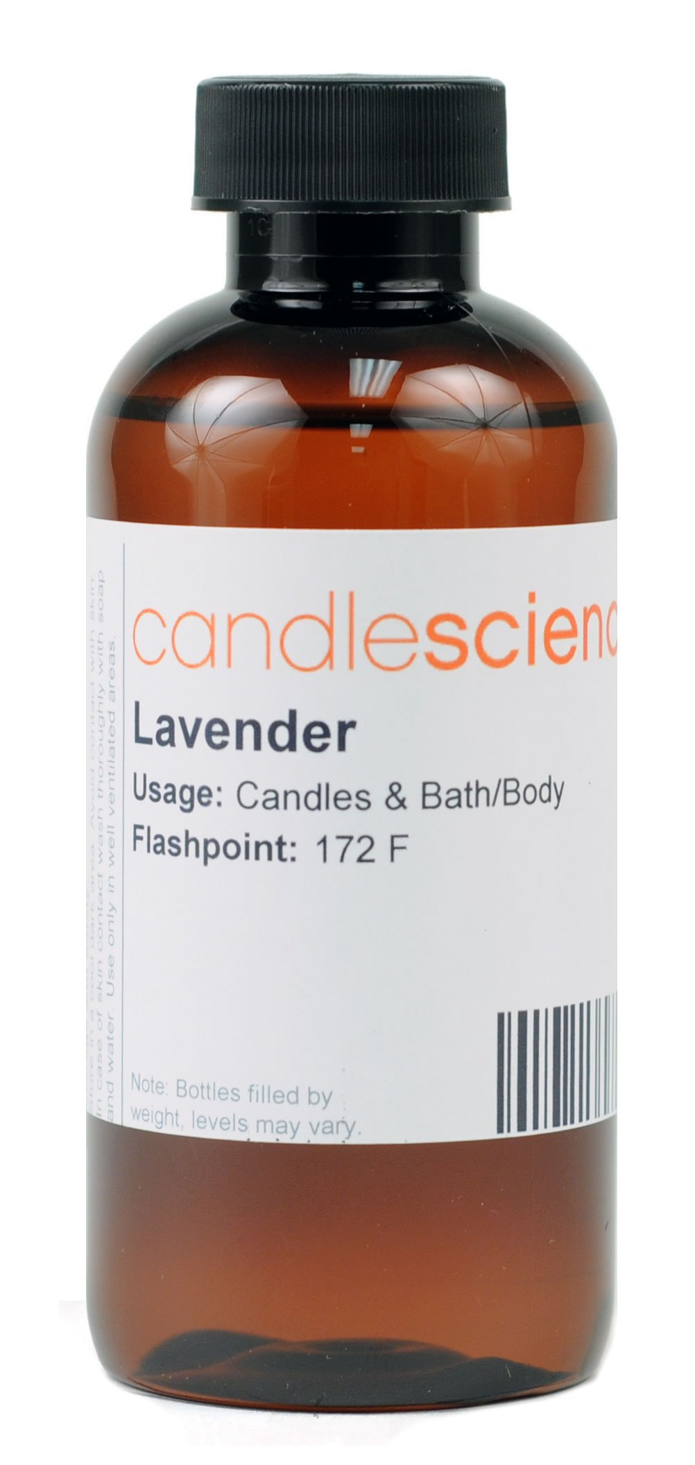 CandleScience Candle Scent Lavender, 4 oz.