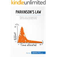Parkinson's Law: Master time management and increase productivity (Management & Marketing Book 24)