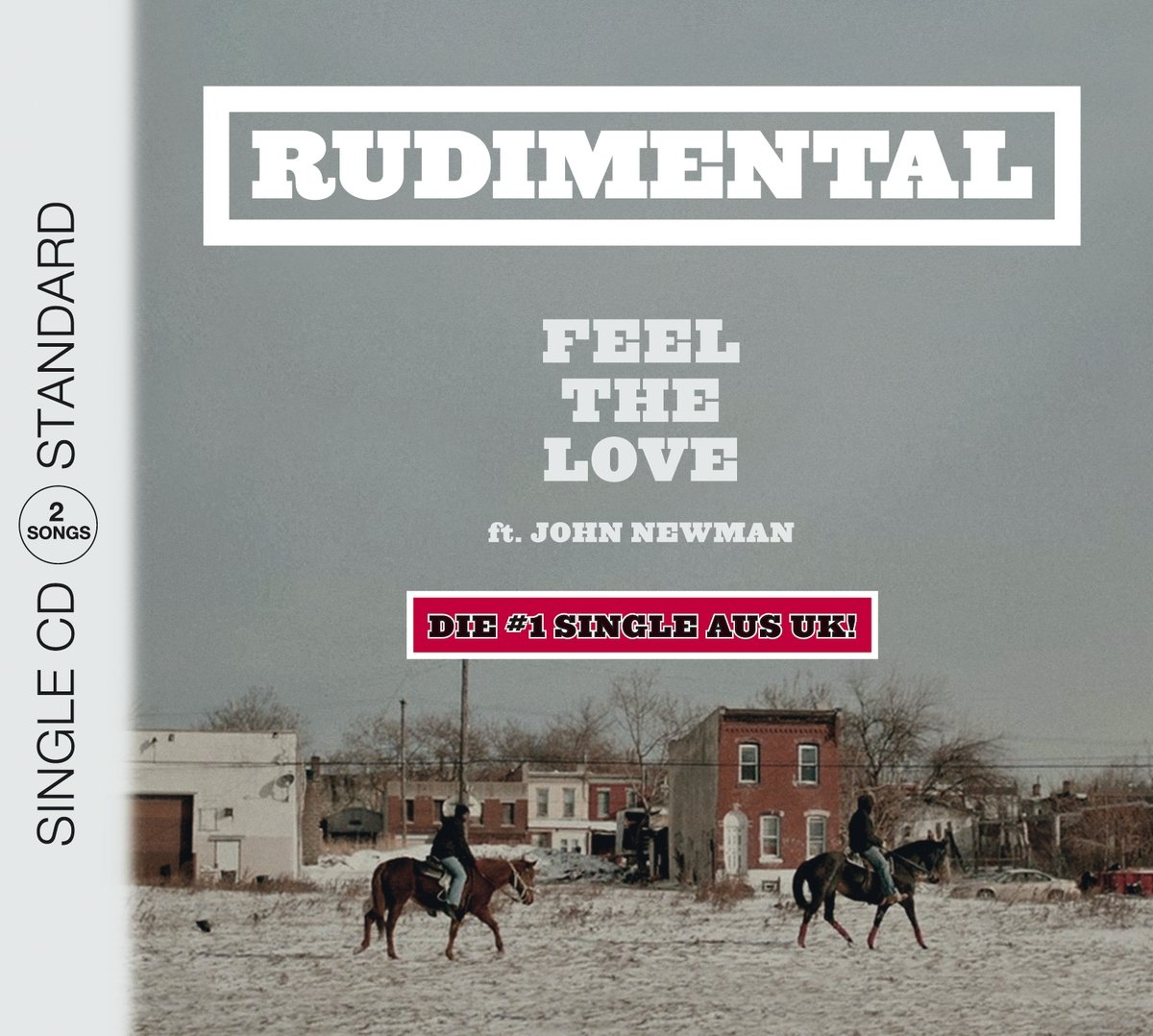 Feel the love (feat. John newman) | rudimental – download and.
