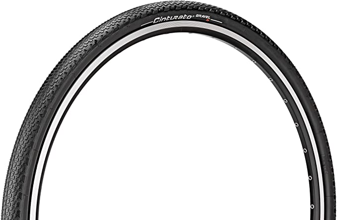 Pirelli Cinturato gravier H pneu 650Bx45 folding Tubeless Ready Tanwall SpeedGrip 127TPI