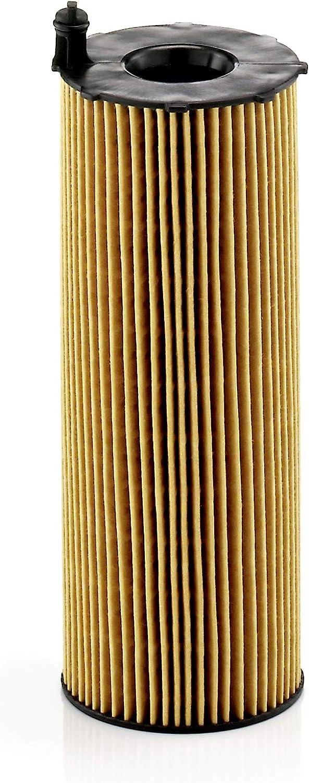 Original Mann Filter Ölfilter Hu 8001 X Ölfilter Satz Mit Dichtung Dichtungssatz Für Pkw Auto