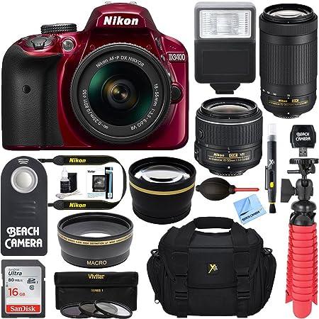 Review Nikon D3400 24.2MP DSLR