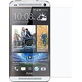 2x Panzerglas Glasfolie HTC One M7 Echt Glas Schutzfolie - 9H Hartglas von Vada-Tec