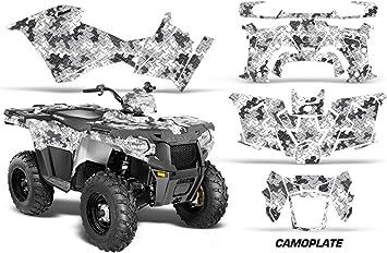 AMR Racing Graphics Kit for ATV Polaris Sportsman 450//570 2014-2017 WW2