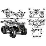 Amazon com: AMR Racing Graphics Kit for ATV Polaris