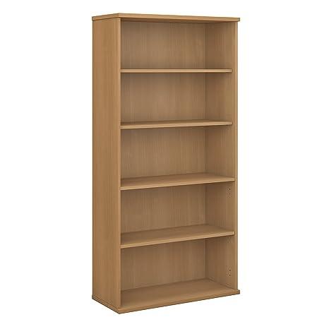 American Made Furniture >> Amazon Com Bush Business Furniture Wc60314 Bookcase Light