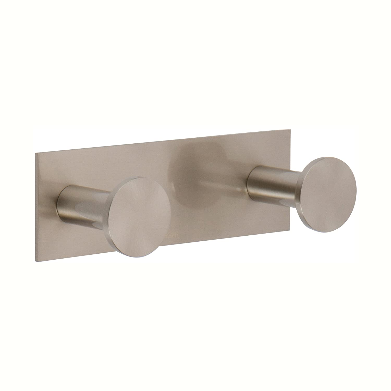 Ginger 2810//PC Surface Bath Towel Hooks Robe Polished Chrome Brasstech