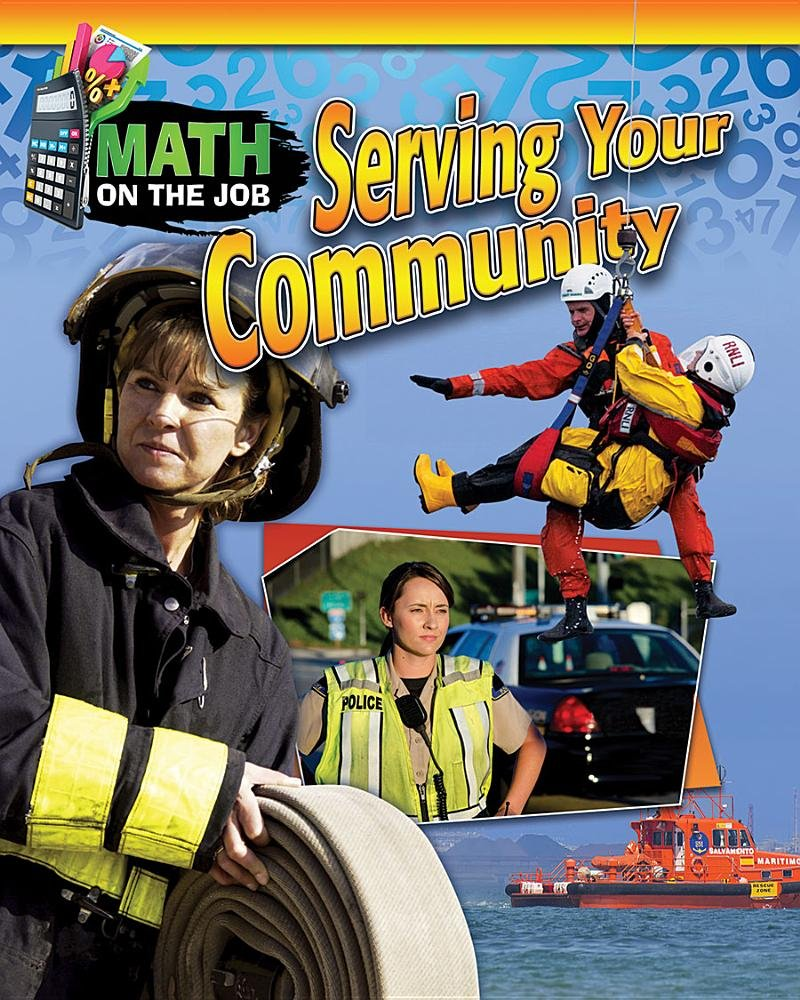 Math on the Job: Serving Your Community