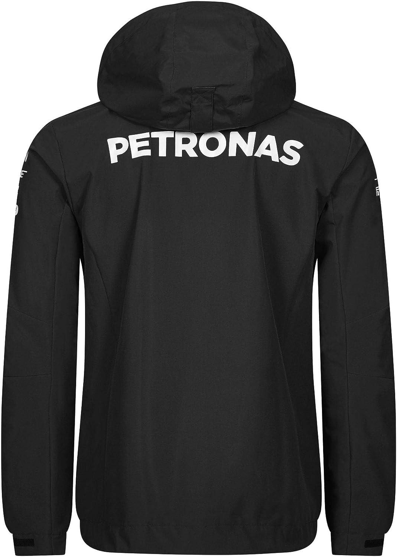 Mercedes-AMG Petronas Motorsport Mens 2019 F1/™ Team Rain Jacket Black
