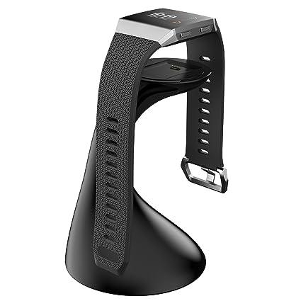 Amazon.com: fitian Fitbit Ionic Cargador, Fitbit Ionic Dock ...