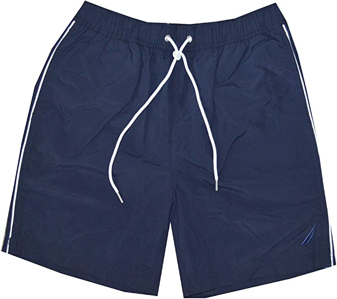 BE6h Mens Summer Surf Beach Trunks Quick Dry Pants with Pockets for Man