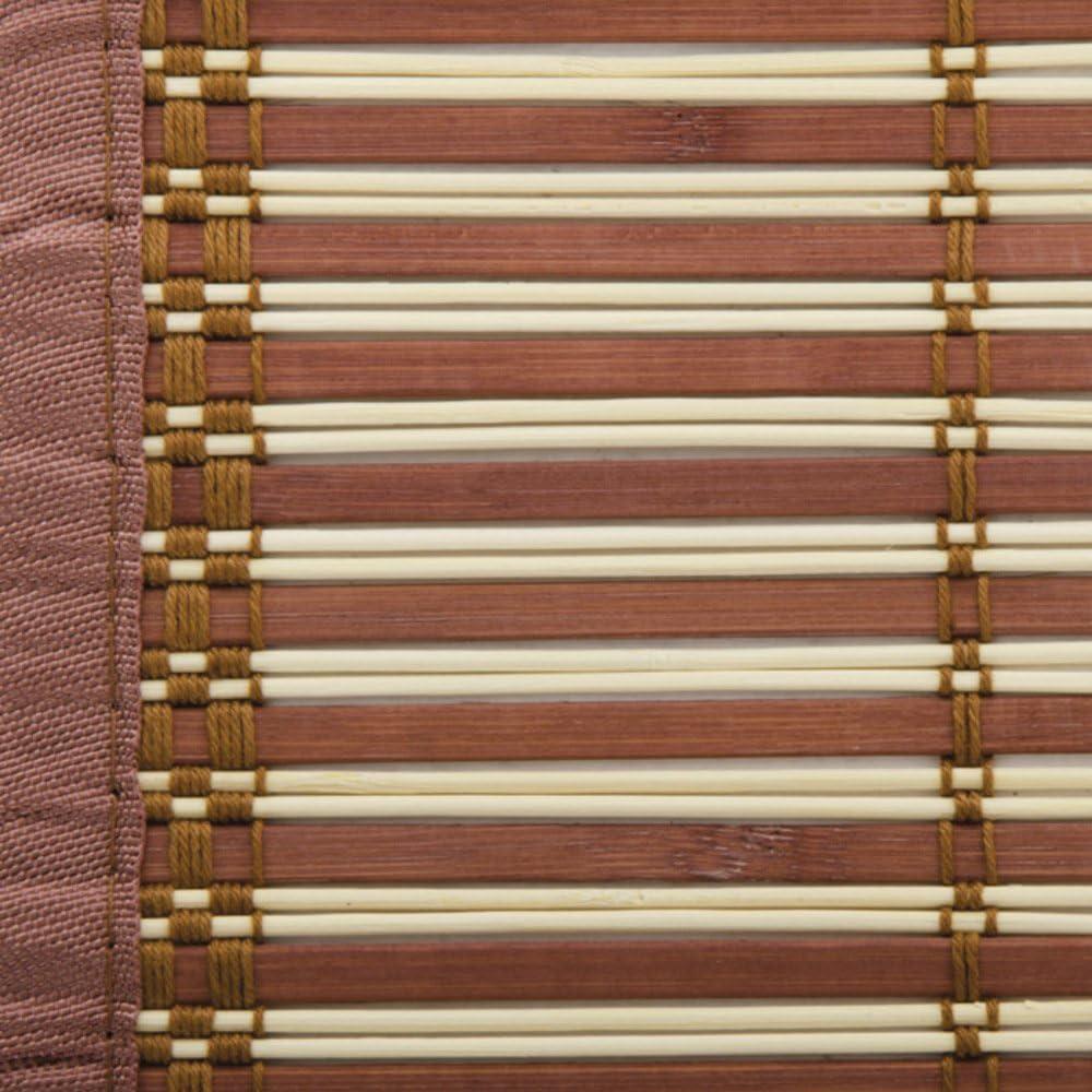 VERDELOOK Tapparella in Listelli di bamb/ù da 20 mm Circa Colore bamb/ù Naturale Dimensione 200x300 cm