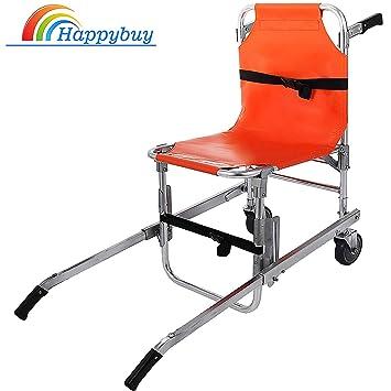 Amazon.com: Happybuy - Silla de escalera EMS para evacuación ...