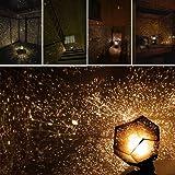 Eclairage de Scène Lumière Lampe Soirée Covermason Céleste étoiles Cosmos Night LAMP projecteurs projecteur projection ciel étoilé noir