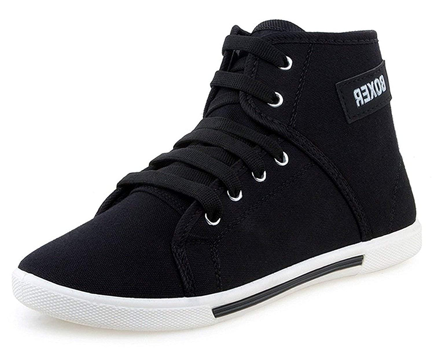 limited price great variety models large discount ETHICS Perfect Black Sneaker Shoes for Women
