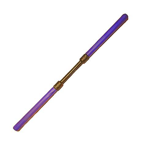 Whombatz Torrent, Toy Foam Twin-Tip Sword (Blue)