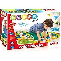 Dolu (5013) Renkli Oyuncak Bloklar, 56 Parça