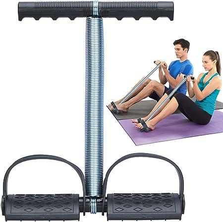front facing covvy elastic sit up rope