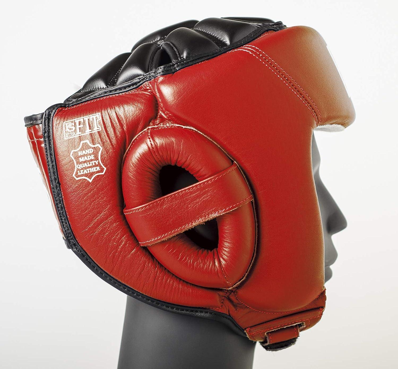 Paffen Sport Contest Thai Wettkampf-Kopfschutz speziell f/ür Wettk/ämpfe im Muay Thai