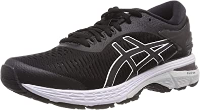 Asics Gel Kayano 25 Mujer Zapatos para correr negro Zapatos