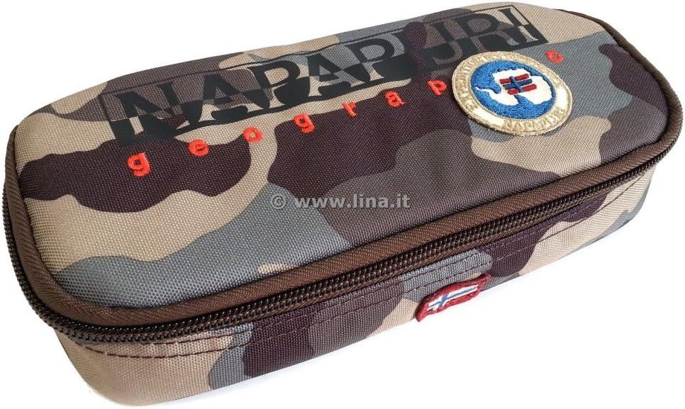 Napapijri Pencil Case Bolsas Nuevo Talla única A.: Amazon.es: Juguetes y juegos