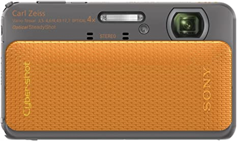 Sony Cybershot - Cámara compacta de 16.2 Mp (pantalla de 3 ...