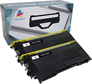 Triple Best Compatible Toner Cartridge Replacement for Brother TN-350 TN350 HL-2040 HL-2070N DCP-7020 MFC-7420 MFC-7820 MFC-7220 IntelliFax 2920 MFC-7225N IntelliFax 2910 MFC-7820N DCP-7010 (2 Pack)