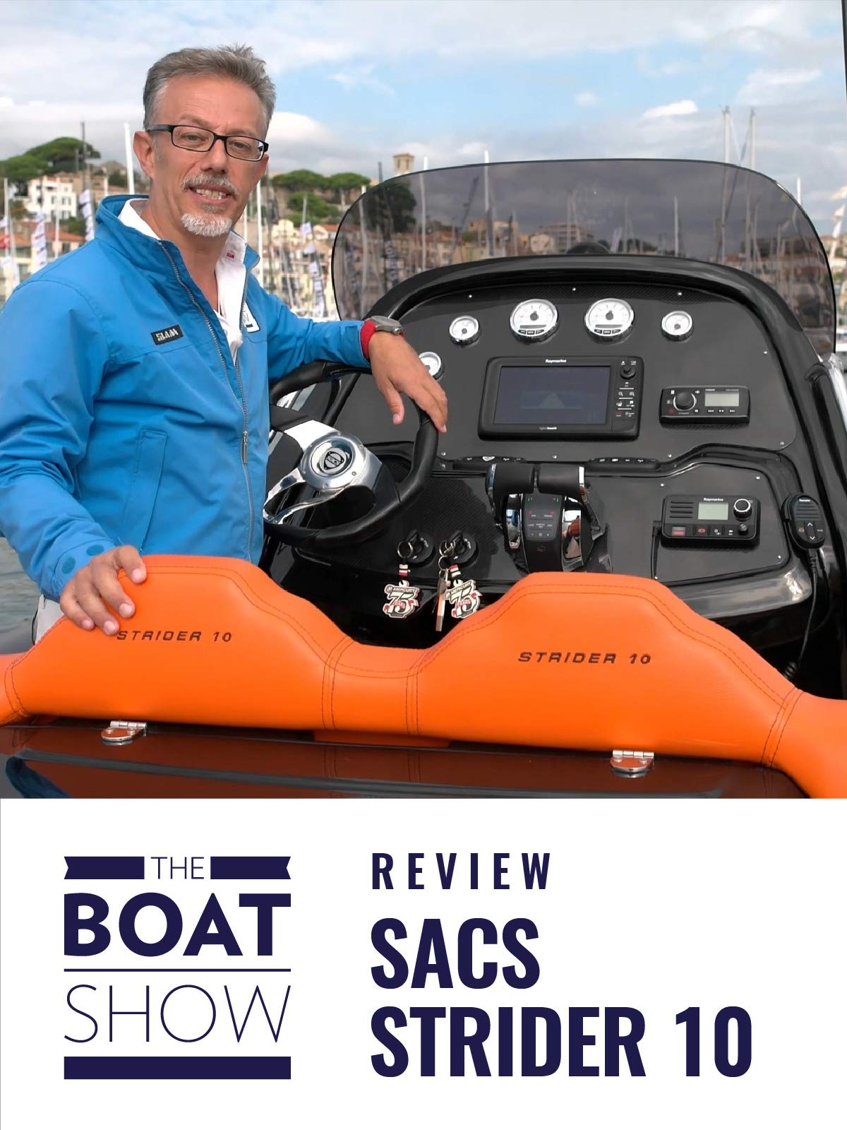 Clip: Sacs Strider 10 - The Boat Show
