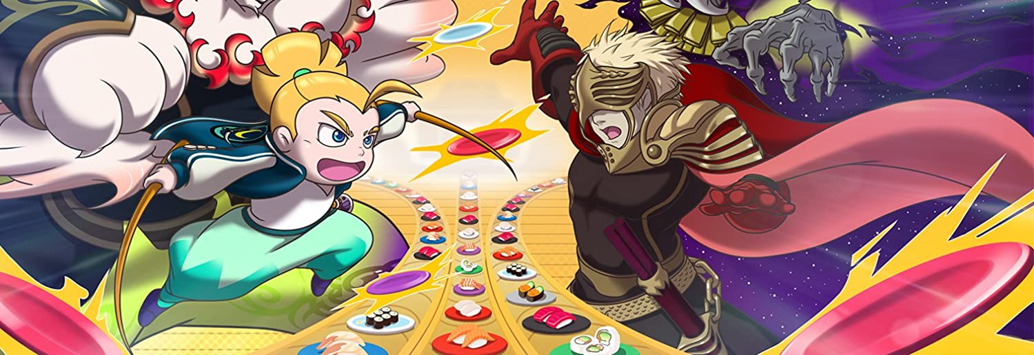Sushi Striker: The Way Of Sushido [Modelo antiguo]: Nintendo ...