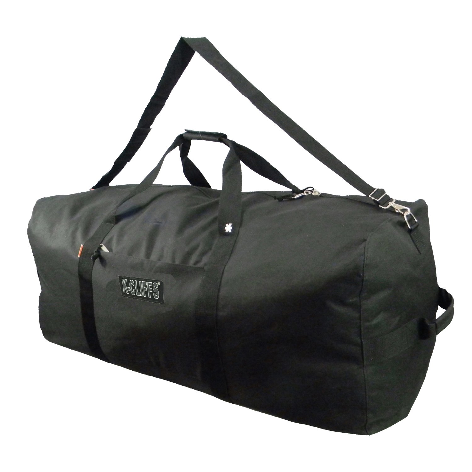 Amazon.com: Heavy Duty Cargo Duffel Large Sport Gear Equipment ...