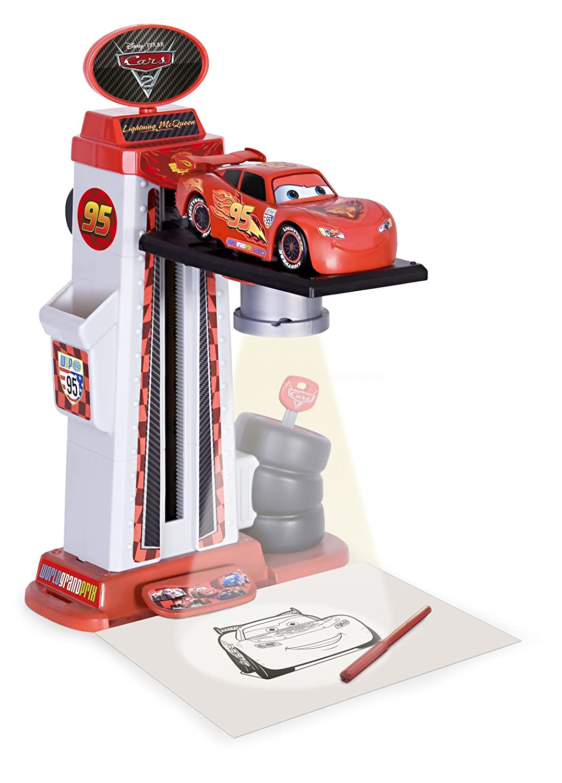 Famosa 700008365 - Proyector para Dibujar con diseño de Cars ...