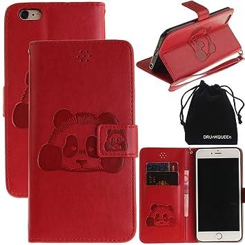 panda leather phone case iphone 6